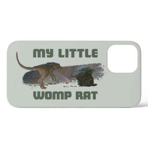 The Child - My Little Womp Rat iPhone 12 Case