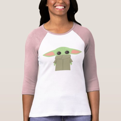 The Child Pastel Artwork T_Shirt