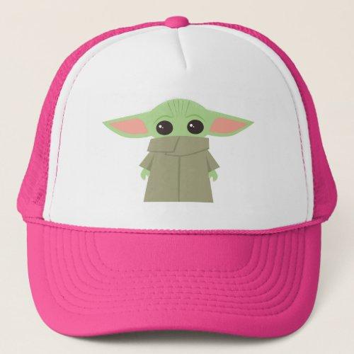 The Child Pastel Artwork Trucker Hat