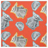 The Child Pattern Fabric