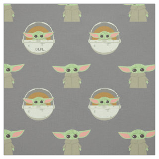 The Child Pattern Fabric