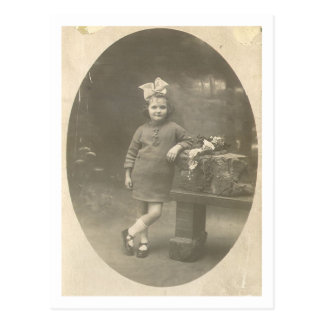 The child postcard