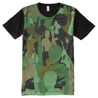 The Child Souljah All-Over-Print T-Shirt