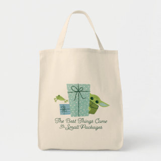 The Child | The Best Things Come in Small Packages Tote Bag