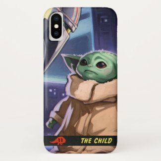 The Child | Trading Card Case-Mate iPhone Case
