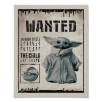 The Child | Wanted Poster
