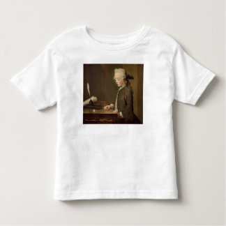 The Child with a Teetotum Toddler T-shirt