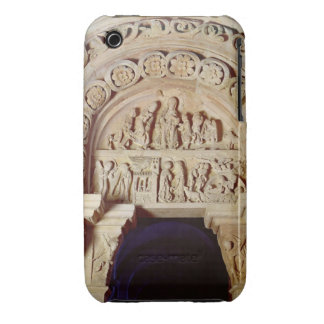 The Childhood of Christ, Tympanum of Right Portal, iPhone 3 Cover