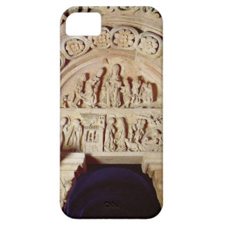 The Childhood of Christ, Tympanum of Right Portal, iPhone SE/5/5s Case