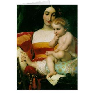 the childhood of pico della mirandola card