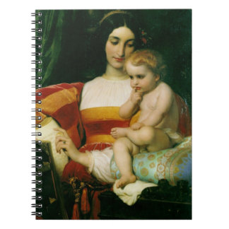the childhood of pico della mirandola notebook