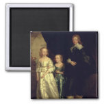 The Children of Thomas Wentworth Refrigerator Magnet