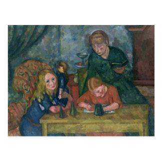 The Children's Parlour Postcard