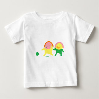 The children's wear where the chi bi is lovely baby T-Shirt