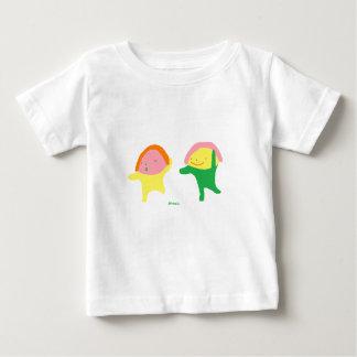 The children's wear whose ekumochi is lovely baby T-Shirt