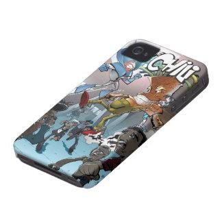 The Chili Case-Mate iPhone 4 Case
