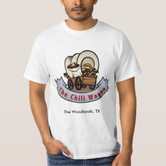 The Chili Wagon Food Truck Unisex Shirt