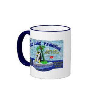 The Chilling Penguin Mug