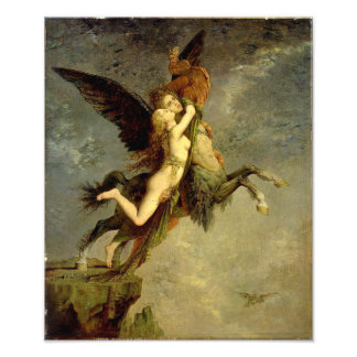 The Chimera by Gustave Moreau Photo Art