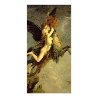 The Chimera by Gustave Moreau Photo Cards