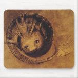 The Chimera [Chimäre] by Symbolist Odilon Redon Mouse Pad