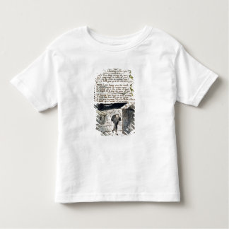 'The Chimney Sweeper', plate 41 (Bentley 37) from Toddler T-shirt