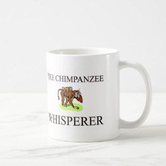 The Chimpanzee Whisperer Coffee Mug