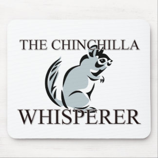 The Chinchilla Whisperer Mouse Pad