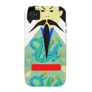 The Chinese Vibe iPhone 4 Covers
