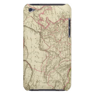 The Chinese Empire and Japan iPod Case-Mate Case