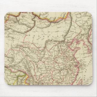 The Chinese Empire and Japan Mouse Pad
