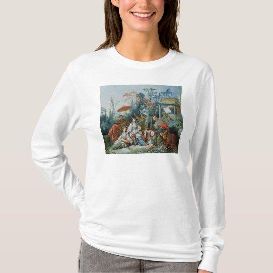 The Chinese Garden, c.1742 T-Shirt