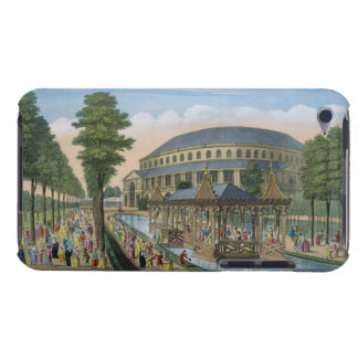The Chinese House, the Rotunda and the Company in iPod Touch Cover