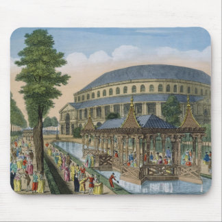 The Chinese House, the Rotunda and the Company in Mouse Pad