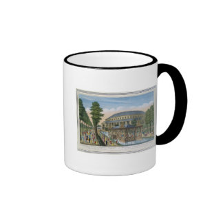 The Chinese House, the Rotunda and the Company in Ringer Mug
