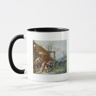 The Chinese Hunt, c.1742 Mug