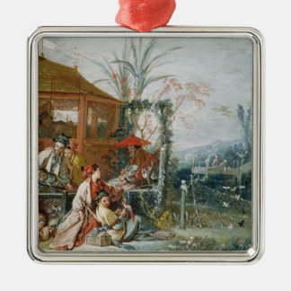 The Chinese Hunt, c.1742 Ornament