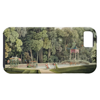 The Chinese Pavilion in the Laxenburg Gardens, Vie iPhone SE/5/5s Case