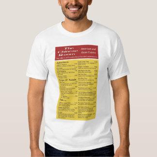 The Chinese Room Tshirts