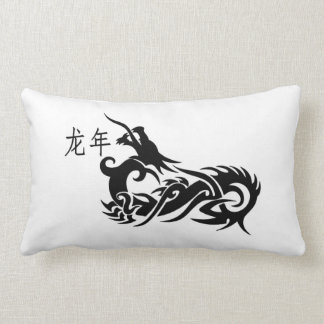 The Chinese year of the dragon 2012 Lumbar Pillow
