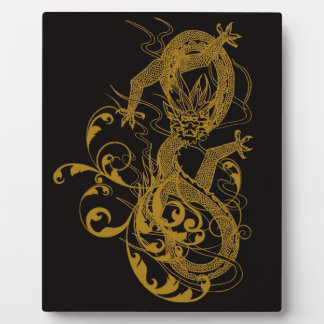 The Chinese year of the dragon 2012 Plaques