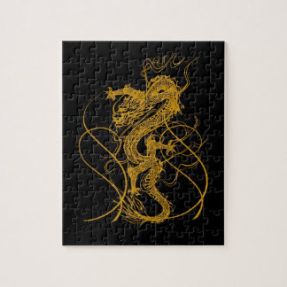The Chinese year of the dragon 2012 Puzzle