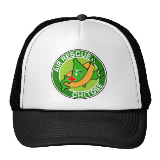 The Chitose search and rescue unit Mesh Hats