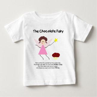 The Chocolate Fairy Baby T-Shirt