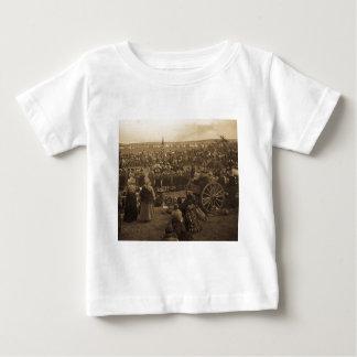 The Choosing Dance of the Blackfeet (Sepia) Shirt