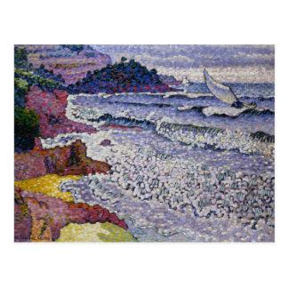 The Choppy Sea, 1902-3 Postcard