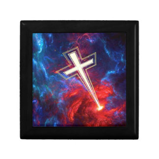 The Chrisian Cross out of The Heavens Trinket Box
