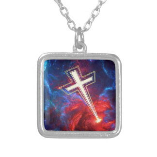 The Chrisian Cross out of The Heavens Custom Jewelry