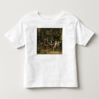 The Christening Feast, 1668 Tee Shirt