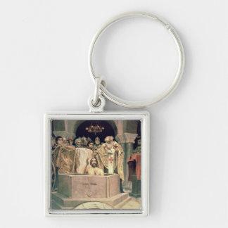 The Christening of Grand Duke Vladimir , 1885-96 Keychain